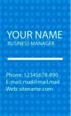Template Kartu Nama Vector Gratis Download - template-kartu-nama-20