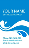 Template Kartu Nama Vector Gratis Download - template-kartu-nama-26
