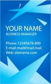 Template Kartu Nama Vector Gratis Download - template-kartu-nama-32