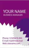 Template Kartu Nama Vector Gratis Download - template-kartu-nama-35