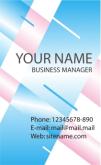 Template Kartu Nama Vector Gratis Download - template-kartu-nama-44