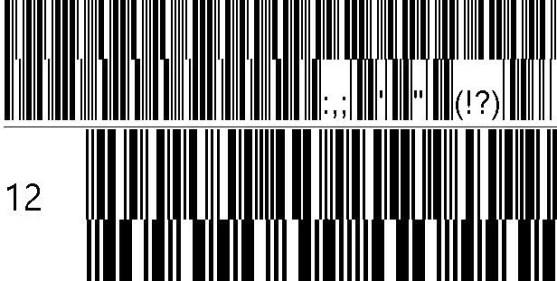 30 Best Font Barcode Download Free - CCode39 (TrueType)