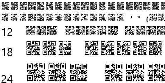 30 Best Font Barcode Download Free - Scan me QR (TrueType)