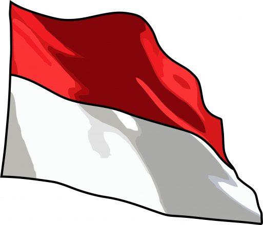 7 Gambar Bendera Indonesia Merah Putih Vector CDR AI PDF