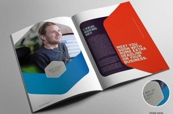 Membuat Desain Brosur untuk Usaha - Brochure