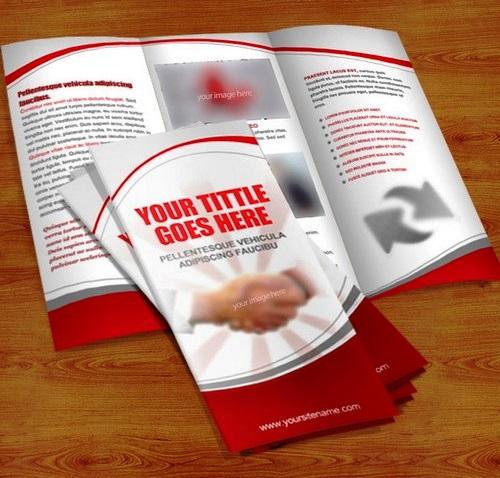 Cara Membuat Desain Brosur Yang Menarik Untuk Marketing