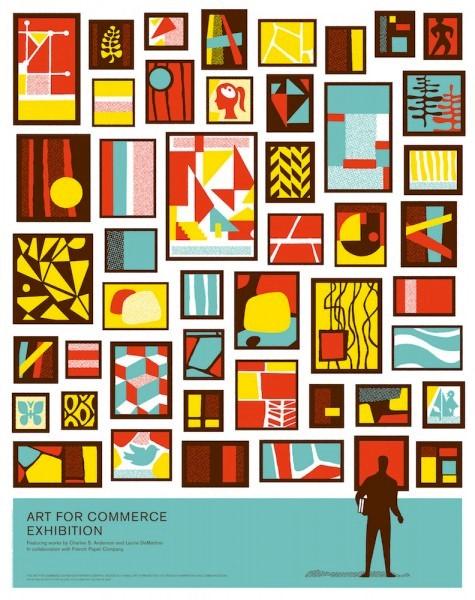 Mencetak Desain Poster yang Berkualitas - contoh desain poster yang bagus 16