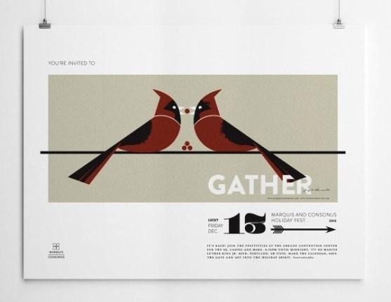 Mencetak Desain Poster yang Berkualitas - contoh desain poster yang bagus 39