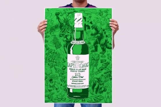 Mencetak Desain Poster yang Berkualitas - contoh desain poster yang bagus 62
