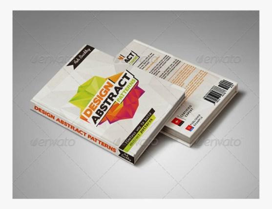 Contoh dan Template Desain Kover Buku Download PSD 17