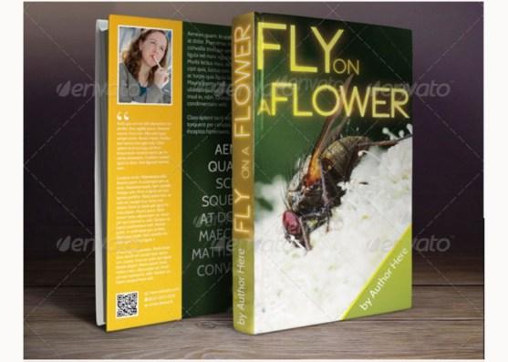 Contoh dan Template Desain Kover Buku Download PSD 26