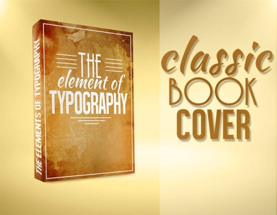 Contoh dan Template Desain Kover Buku Download PSD 34