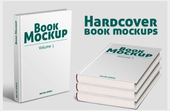 Contoh dan Template Desain Kover Buku Download PSD 39