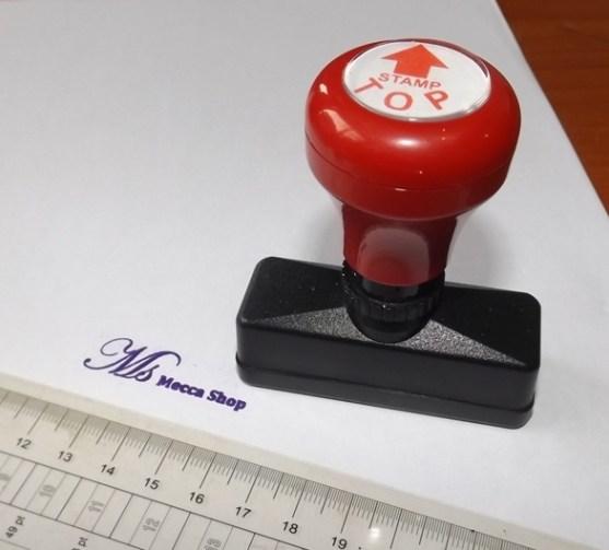 Stempel Otomatis Multi Warna Produk Percetakan Ayu Karawang - Stempel Otomatis DSCF2391