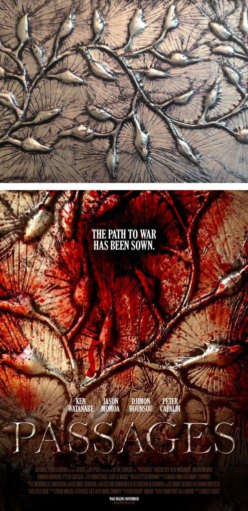 Desain Poster Film dari Foto Biasa 07