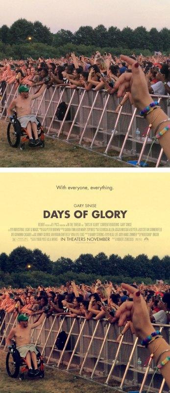 Desain Poster Film dari Foto Biasa 12