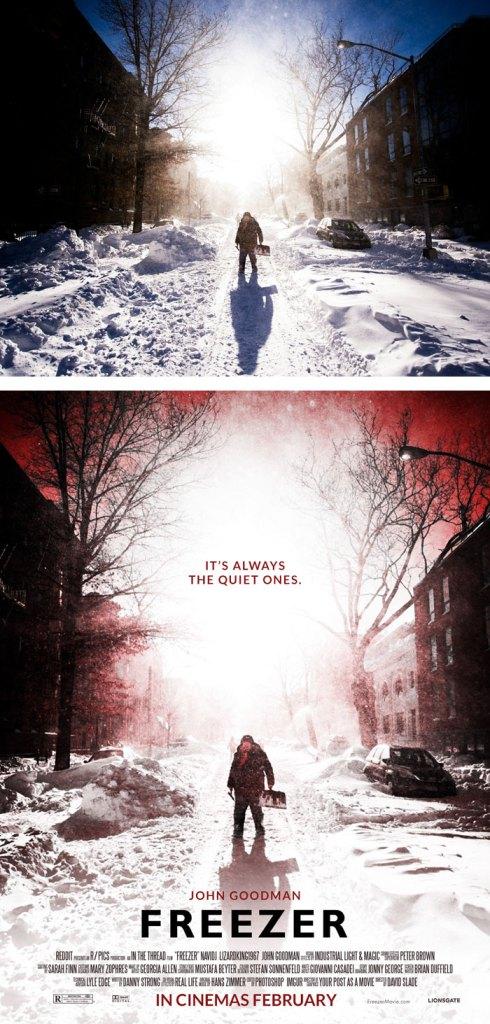 Desain Poster Film dari Foto Biasa 16