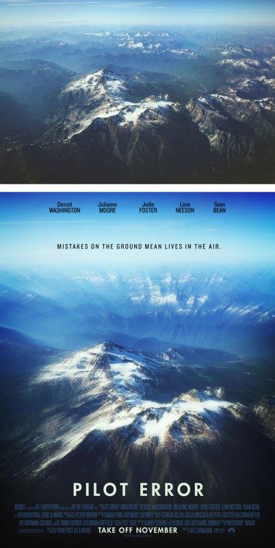 Desain Poster Film dari Foto Biasa 29