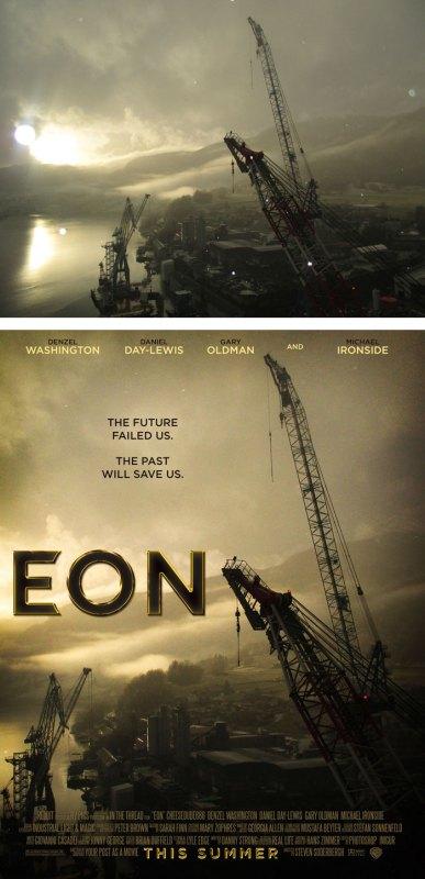 Desain Poster Film dari Foto Biasa 69