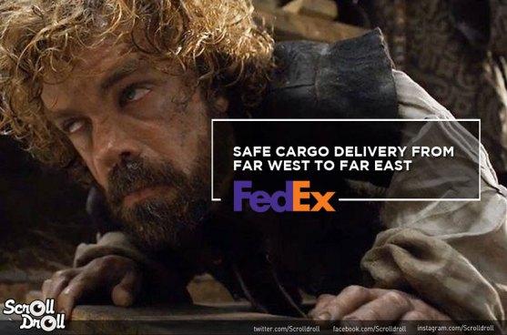Brand Terkenal Bersanding dengan Game of Thrones