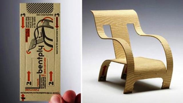 Kartu Nama dengan Desain Inovatif