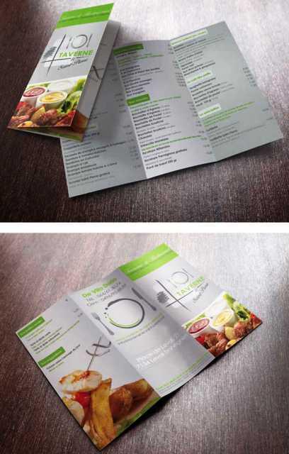 Desain Brosur Restoran Untuk Promosi Dan Marketing 30 Ideasayuprint Co Id