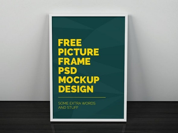 Template Poster Format Photoshop PSD Gratis dan Premium