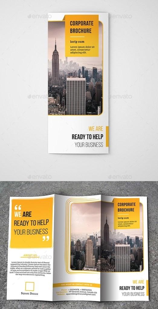 Membuat brosur yang menarik