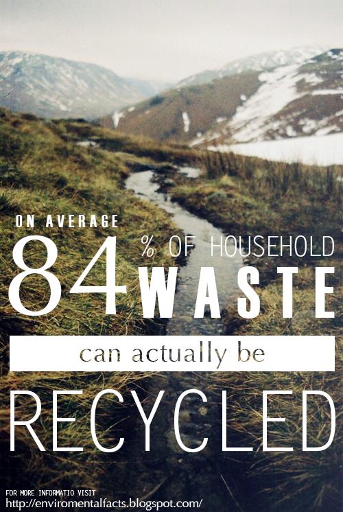 Contoh poster lingkungan dengan desain keren