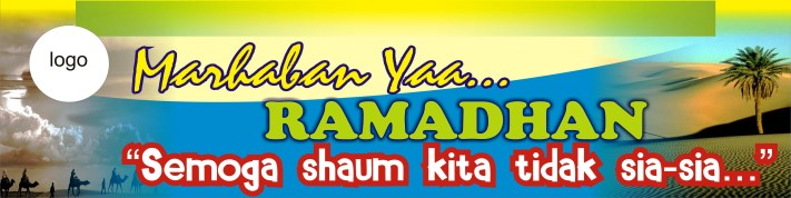 Download Spanduk Ramadhan Gratis