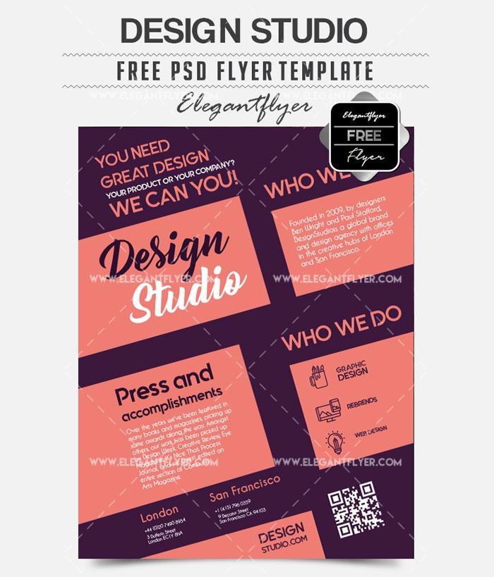 Business Flyer Brochure Templates