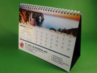 Kalender Meja 2018 PT Sung Lim Indonesia Jaya