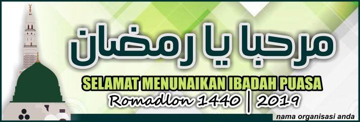 Banner Ramadan 1440 2019
