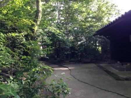 親和苑 中庭