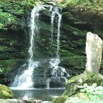 三峯神社 清浄の滝