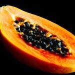 The wonder fruit Papaya