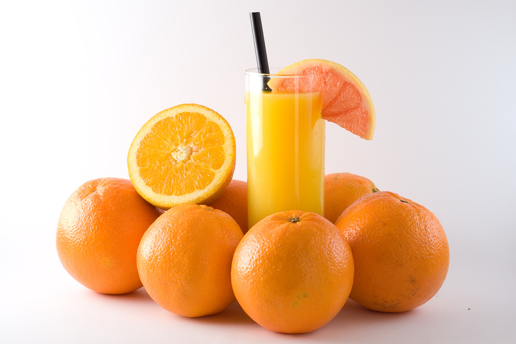 Orange Juice Image source -- https://www.flickr.com/photos/helter-skelter/2067048782/sizes/l