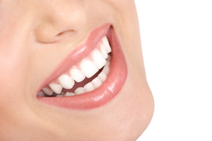 Smile of a beautiful young woman. Image source -- https://www.flickr.com/photos/crowchild-denture-clinic/5614341610/sizes/o/