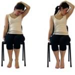 neck stretch exercise
