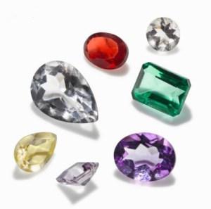 Gems and Tridoshas