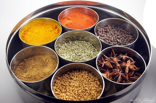 Digestive herbs