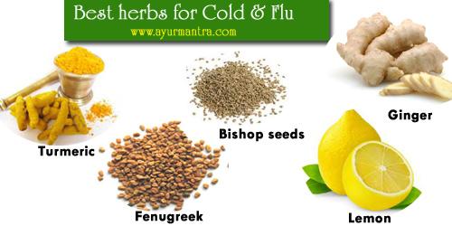 Anti-Cold herbs