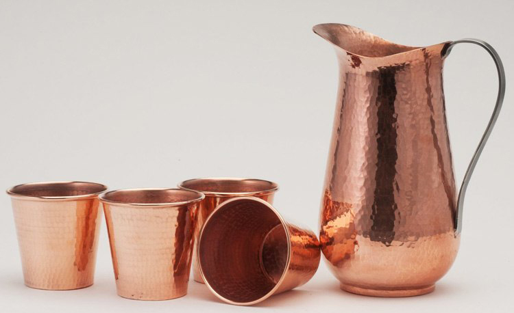 Copper in Ayurveda