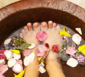Afbeeldingsresultaat voor voetenbadje