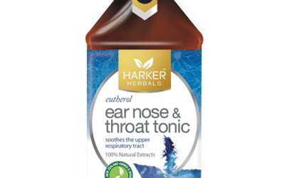 Ear, Nose & Throat Tonic (713 Eutherol)