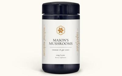 Why I LOVE Mason's Mushrooms