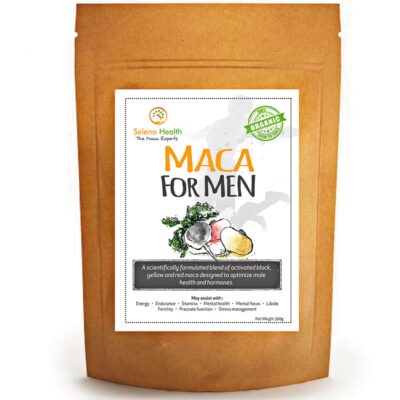 Maca for Men 300g by Seleno Health