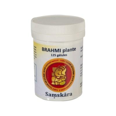 Brahmi aide pour la mémoire