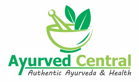 Ayurved Central Logo