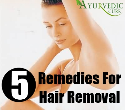 5 Safest Home Remedies For Hair Removal